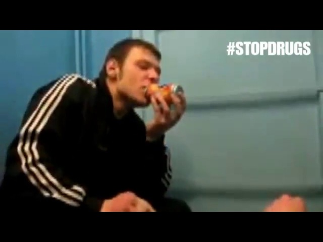STOPDRUGS EPISODE №46 - ПАРЕНЬ КУРИТ САЛЬВИЮ