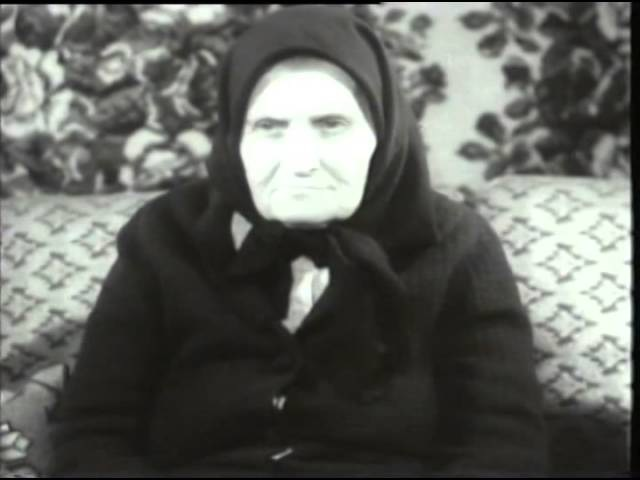 Интервью с Т. Ф. Есениной, матерью поэта.