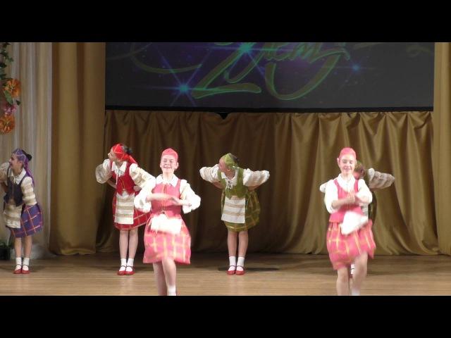 Звёздочке 20 лет белорусский танец Веселуха
