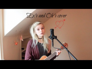 Ex's Oh's - Elle King (Holly Henry Cover) (Unlikely Ukulele Covers Ep. 11)