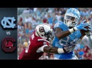 North Carolina vs South Carolina | 2015 ACC Football Highlights