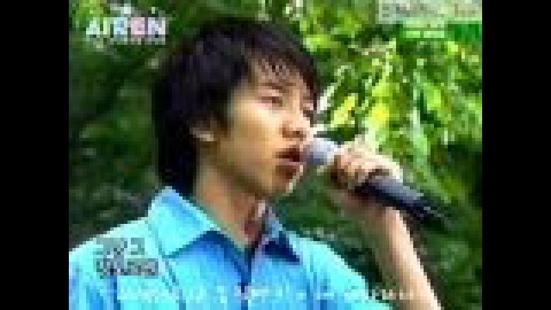 Lee Seung Gi * 뮤직뱅크 - 내 여자라니까 (2004.06.18)