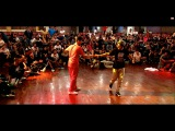 Sany-G Vs Emjay Popping Final - Shadow In The Circle 2015