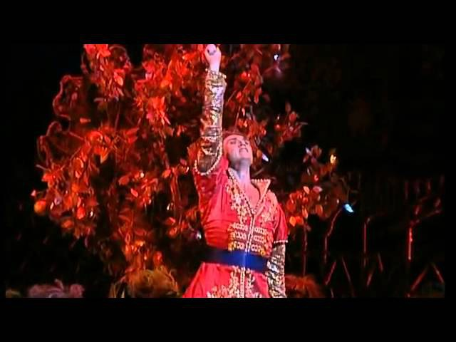 Stravinsky - Ballet LOiseau de feu - Diana Vishneva