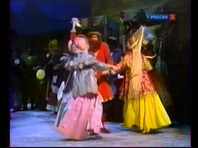 Абсолютный слух Балет Петрушка