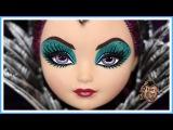 Рейвен Квин Эвер Афтер Хай   Комик Кон Ever After High   Raven Queen SDCC 2015    Обзор   Review, CJ