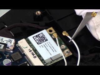 Samsung RF712 - как разобрать ноутбук и технический обзор