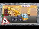 ✔ Kompilacja Dźwig na budowie Zabawki Bajki dla dzieci Cars Cartoons for kids ✔