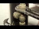 Как открутить гайку сетчатого фильтра How to unscrew the strainer's nut