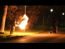 Flamethrower Psycho Scare Prank