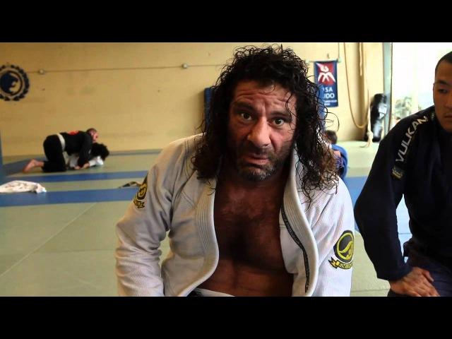 Kurt Osiander's Move of the Week Kimura Defense Counter