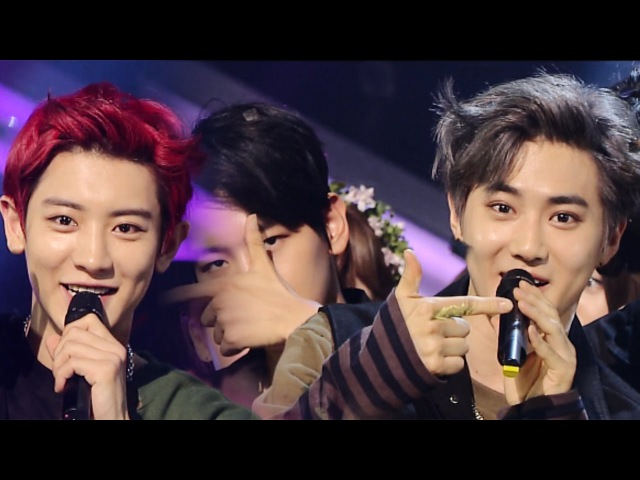 《Inkigayo WIN》 EXO - Monster 20160619