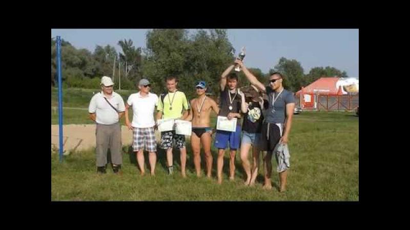 Вперше в Зінькові обласні змагання пляжного волейболу