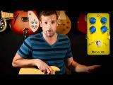 Homebrew Electronics (Paul Gilbert) Detox EQ Pedal
