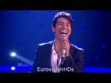 Eurovision 2010 Israel Harel Skaat HD (Super HD) - Live israil