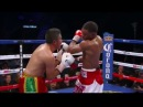 Errol Spence Jr. TKOs Javier Castro | SHOWTIME Boxing