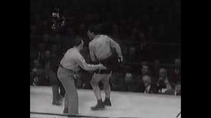 27.3.1942 Joe Louis vs Abe Simon II