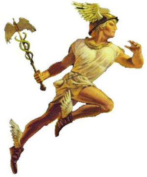 Бог торговли в древнегреческой мифологии