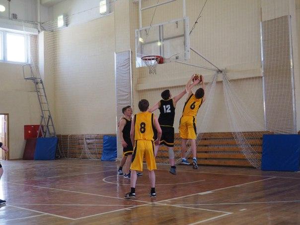 Баскетбол 2016