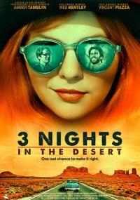 3 noches en el desierto