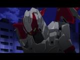 Активный рейд: Мобильная боевая дивизия, восьмой отряд / Active Raid: Kidou Kyoushuushitsu Dai Hakkei - 6 серия (AniDub)