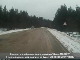 ДТП, трасса котлас - красноборск, дата 11 декабря 2015 год