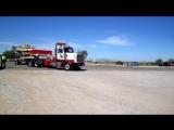 Самые большие и длинные грузовики и тягачи мира