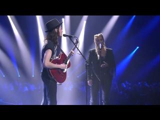 James Bay & Sarah Connor - Let It Go (Live At ECHO 2016) + solo