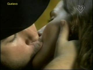 46 Tião e Sol Поцелуи (América Америка 46 серия) Murilo Benício Deborah Secco