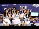 [RUS SUB] 150728 GFRIEND The Show MV Talk