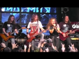 Впервые в Израиле рок группа