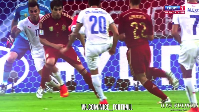Charles Aranguiz | Kulikov | vk.comnice_football