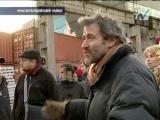 Cюжет о первом проекте арт-резиденции Музея уличного искусства на канале  ТКТ-ТВ.