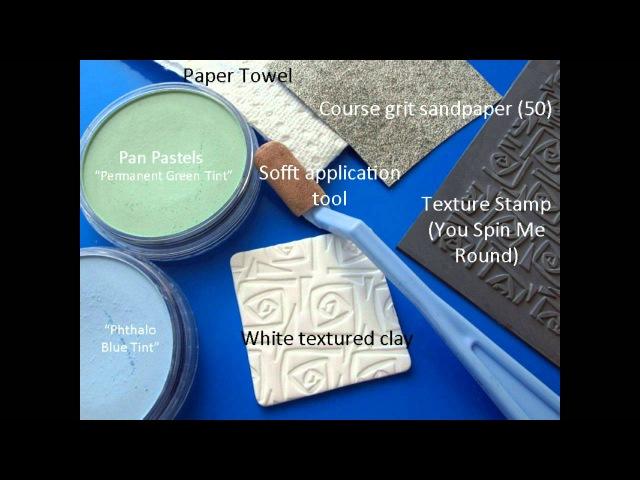 Helen Breil Pan Pastel tutorial on Polymer Clay