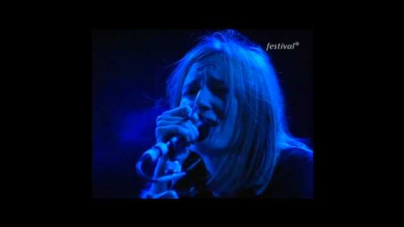 Portishead - Roads (live at Bizarre '98 [5/8])