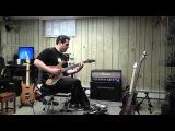 Reb Beach Guitar Shootout - Ibanez Voyager vs Suhr!