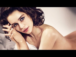 Emilia Clarke Gets Naked: The Sexiest Woman Alive?