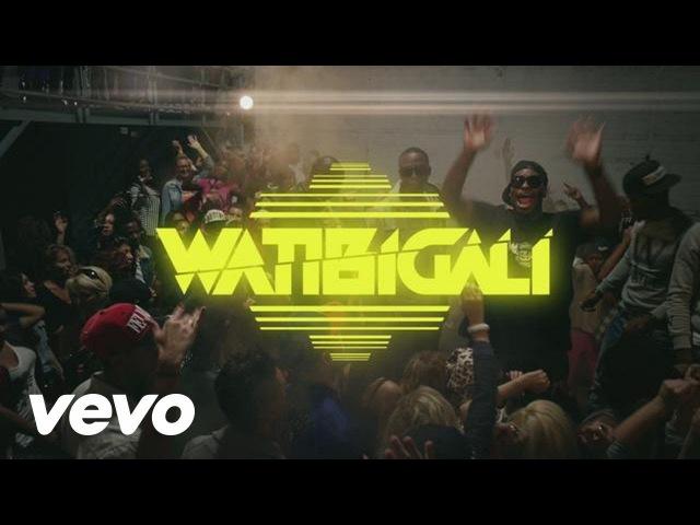 Big Ali - WatiBigali ft. Wati-B