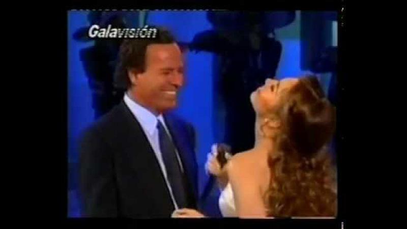 Thalia / Julio Iglesias - Solamente una vez