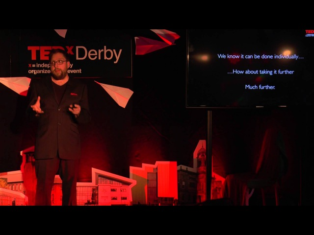 How we can grow furniture Gavin Munro at TEDxDerby