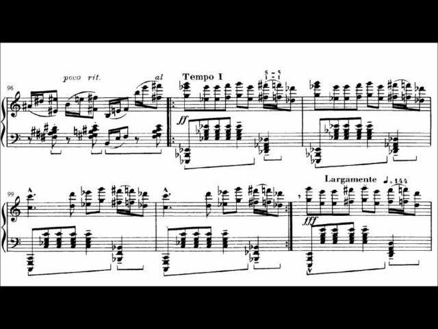Bartok - Two Romanian Dances Op. 8a - 1st movement
