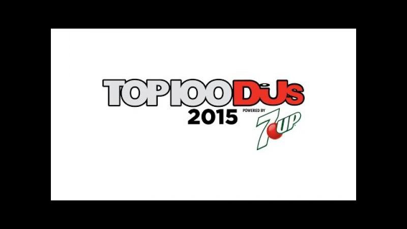 Top 100 DJs 2015 Awards Ceremony Dimitri Vegas Like Mike full DJ Set!