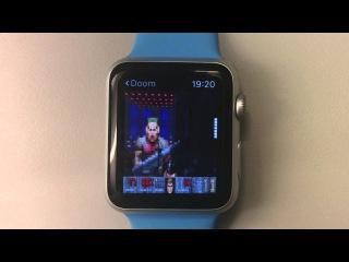 Розробники Facebook Doom запустили на Apple Watch і нової Apple TV