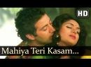 Mahiya Teri Kasam (HD) - Ghayal Songs - Sunny Deol Meenakshi Seshadri - Pankaj Udhas songs