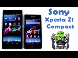 Sony Xperia Z1 Compact обзор б/у восстановленного с АлиЭкспресс