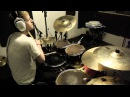 Jimmy Rainsford - Bullet For My Valentine - 4 words (To Choke Upon) (Drum Cover)