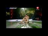Оля Саша и Антон - Райское Яблочко - Танцуют Все-5