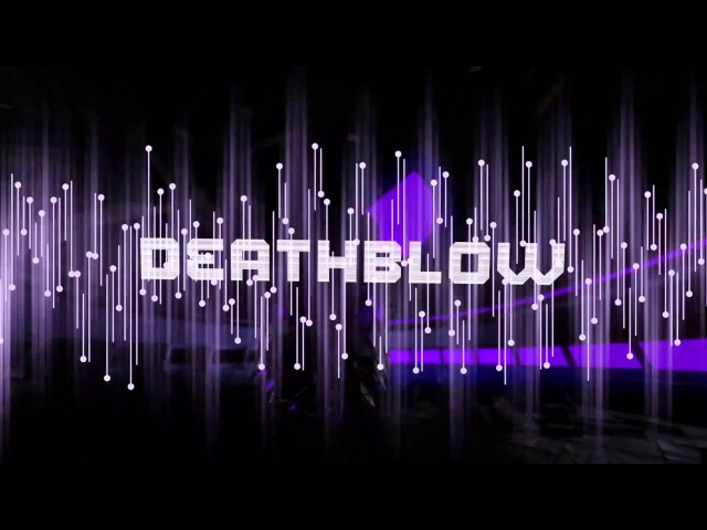 SeamlessR - Deathblow (feat. Celldweller) (Official Lyric Video)