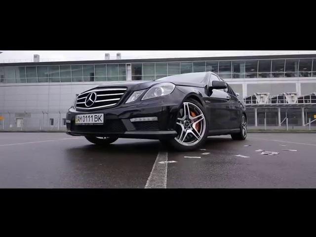 Mercedes E63 AMG (Pro100Drive_UA)