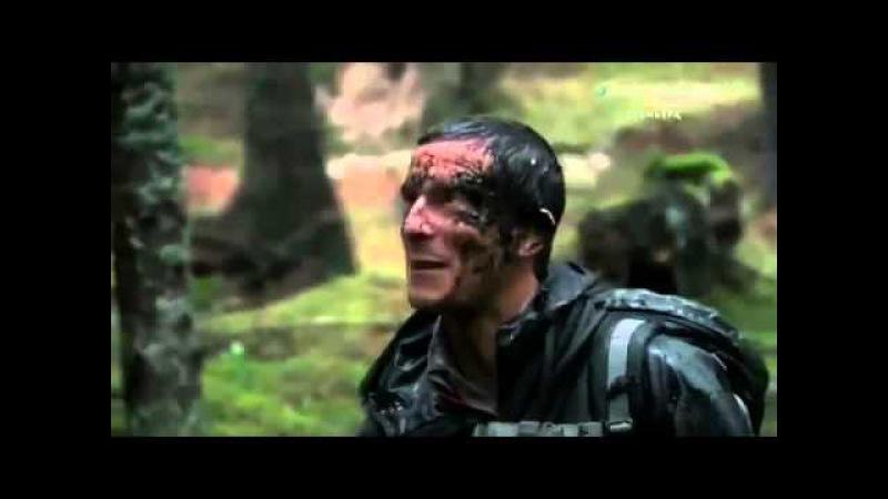 Беар Гриллс испытание страхом 2 серия